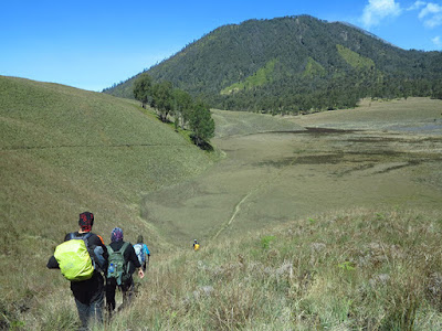 Trekking Tour Package to Volcano East Java