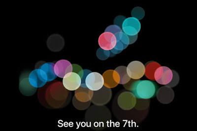 Apple Officially Sends Press Invites for September 7th Event