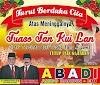 Team Pemenangan ABADI  Mengucapkan Turut Berduka Cita Atas Meninggalnya Istri Bapak Alog Pengusaha AIDO