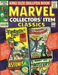 Read Marvel Collectors Item Classics comic online