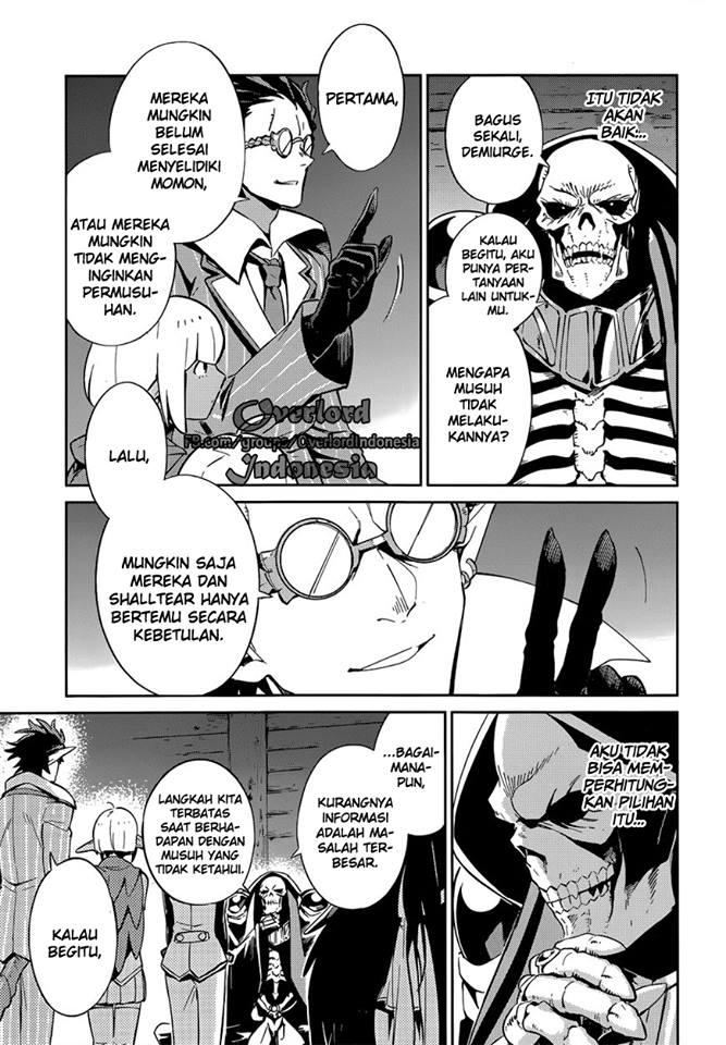 Baca Manga Overlord chapter 25 Bahasa Indonesia