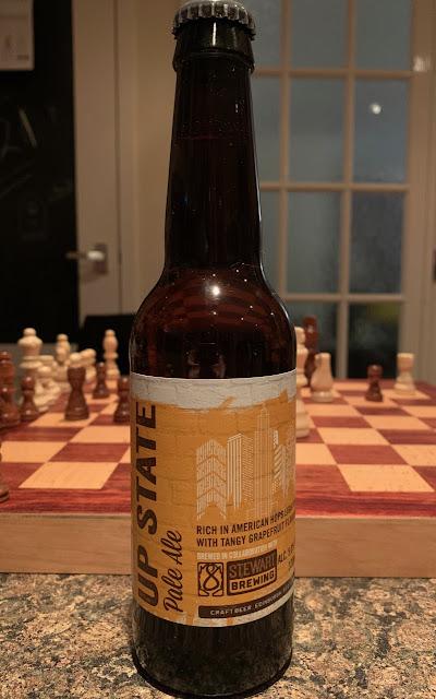 Up State Beer - Stewart Brewing