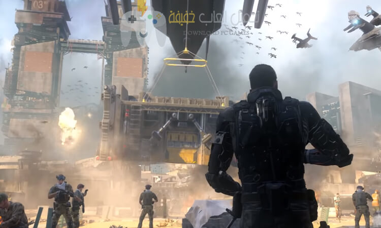 تحميل لعبة 3 Call Of Duty Black Ops للكمبيوتر مضغوطة