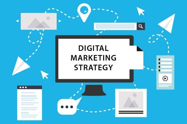 successful digital marketing strategies businesses use