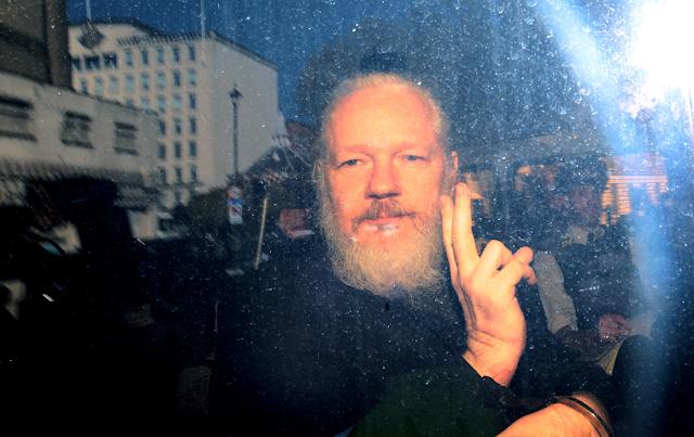 Wikileaks Founder Julian Assange Won't Face Death Penalty On Ecuador's Request