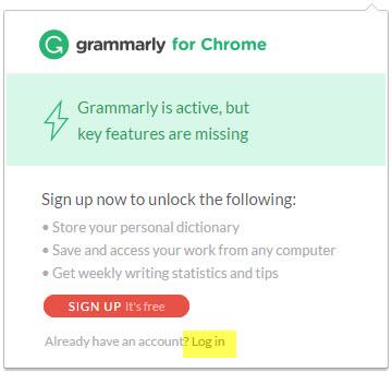 الحل الوحيد لكتابة لغة بدون اخطاء لغوية - Grammarly