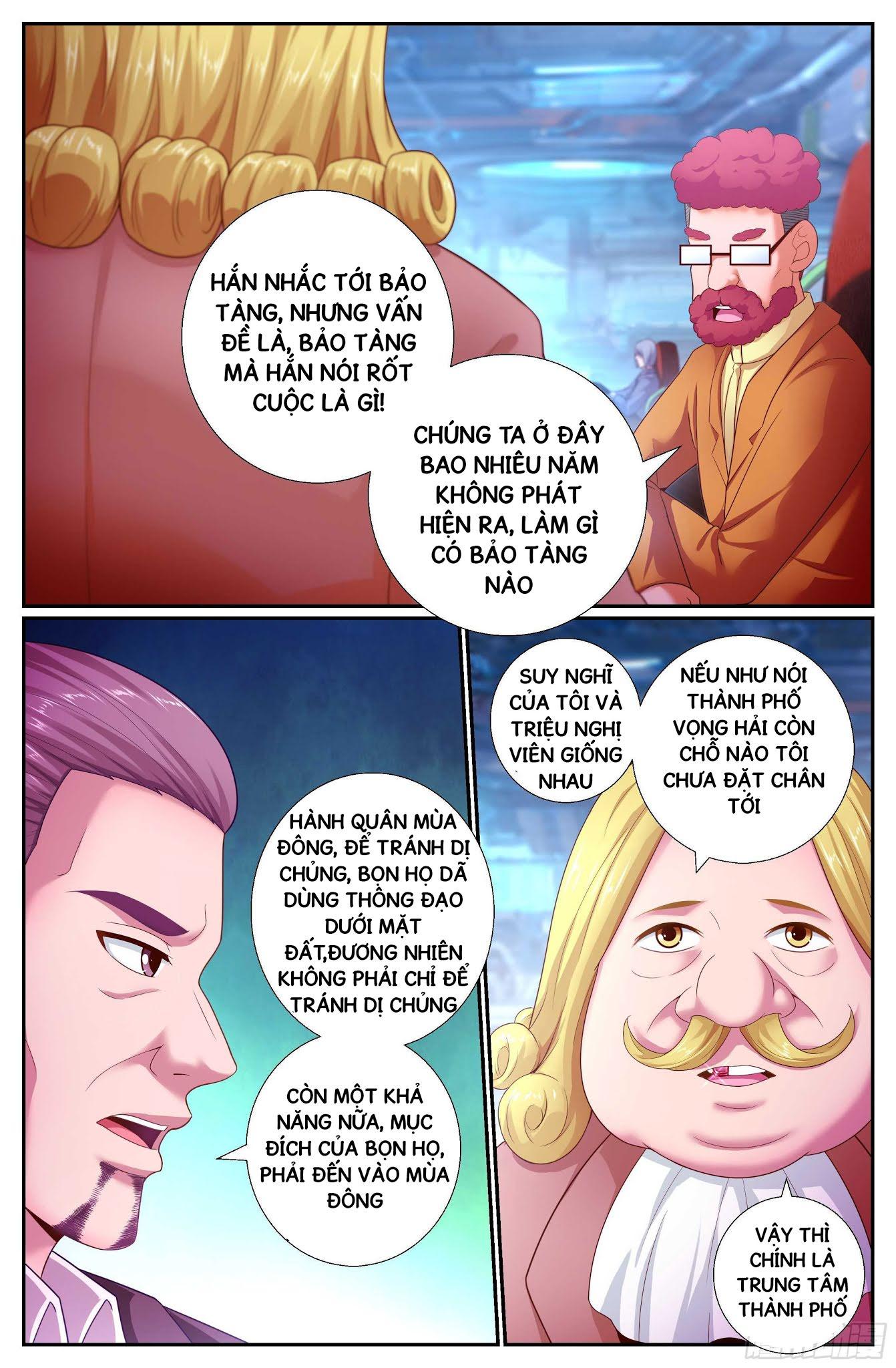 Ta Có Phòng Riêng Thời Tận Thế chap 130 - Trang 6
