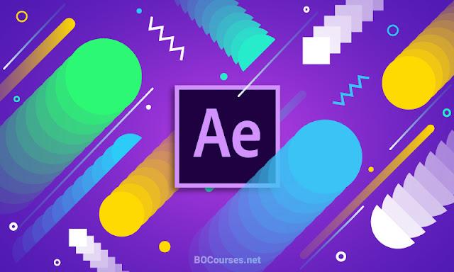 أهم الكورسات لتعلم برنامج Adobe After Effects