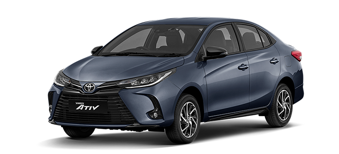 Toyota Yaris Ativ Designed to Rule Eco-Car B-Segment In Thailand