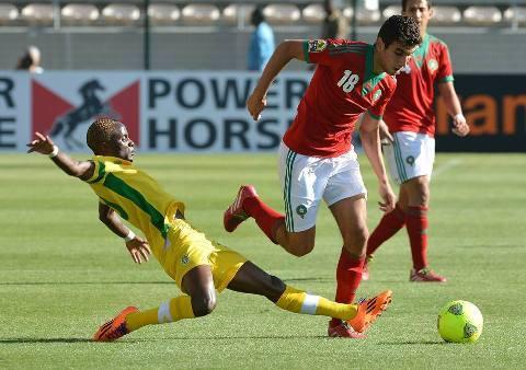موعد مباراة المغرب ضد بوركينا فاسو لقاء ودي