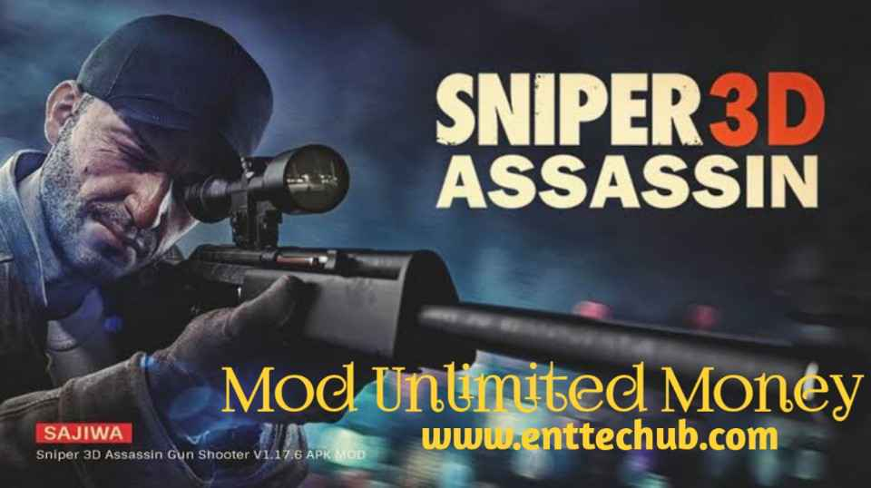 Sniper 3D Mod Apk Unlimited Money For Android 2020