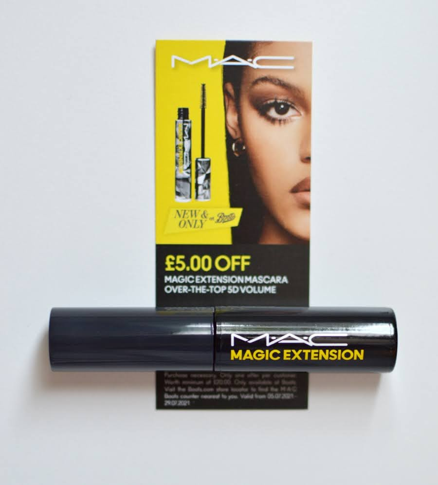 Get £5 Off the New MAC Magic Extension Mascara