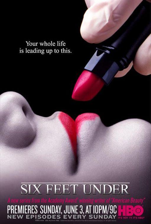 Six Feet Under Temporada 1 a la 2 Completa 1080p Dual Latino