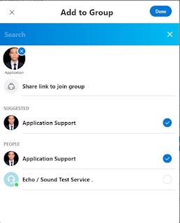 Cara Join teleconference menggunakan skype Desktop