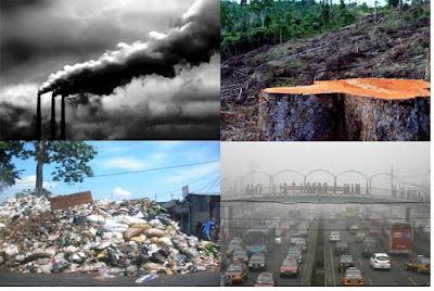 Penyebab Pemanasan Global - pustakapengetahuan.com