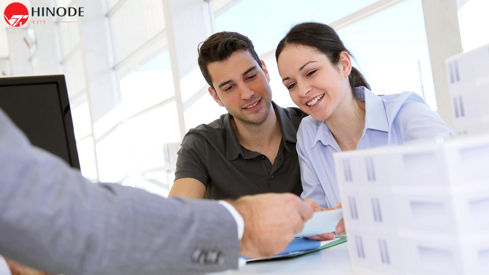 Người nước ngoài được phép mua căn hộ tại chung cư Hinode City