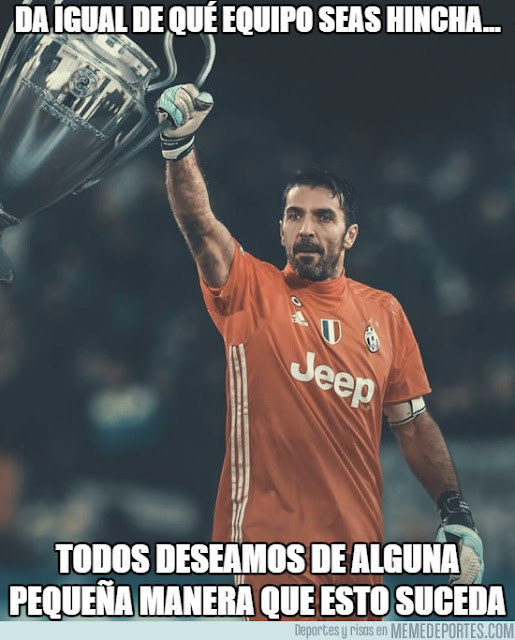 Gianluigi Buffon, leyenda absoluta