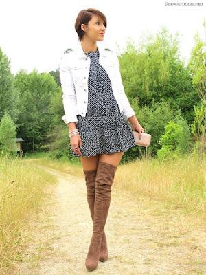 Vestidos con Botas
