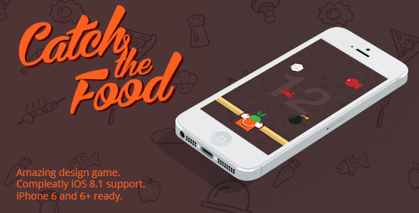 Catch The Food (CodeCanyon – 10074211)