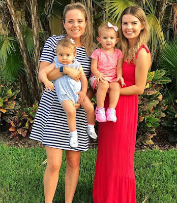 Jinger Vuolo, Felicity Vuolo, Alyssa Webster, Zoey Webster