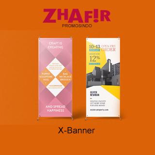 Cetak X-Banner Murah