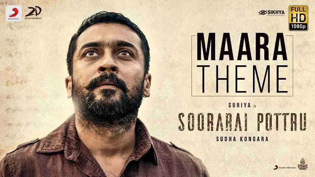 Maara song lyrics - Suriya