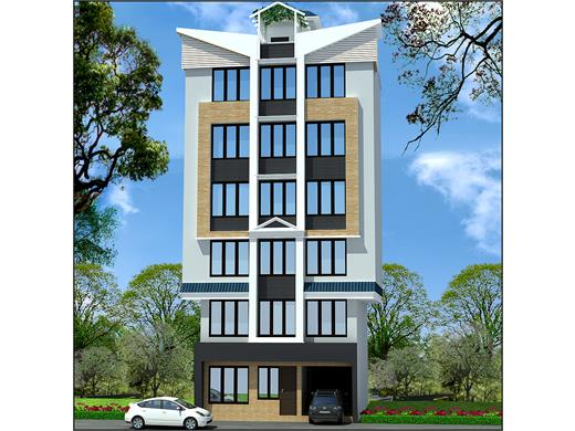 Bhor Pune Commercial Building Designs