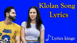 Klolan Song Lyrics