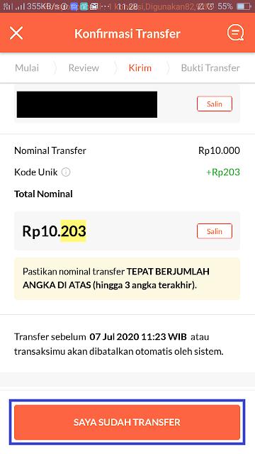 Cara Transfer Uang Tanpa Biaya Admin dengan Aplikasi Flip