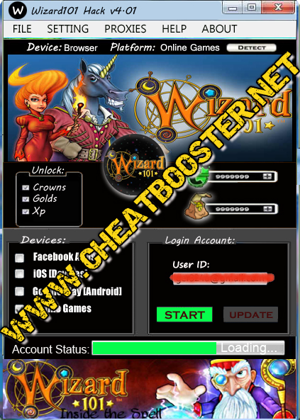How to Hack Wizard101 | Free Crown and Gold Hack | Download