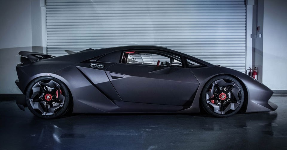 Lamborghini Announces Carbon Fiber Collaboration With
