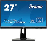 "Castiga un monitor IPS de 27"" iiyama ProLite XUB2792QSU-B1"