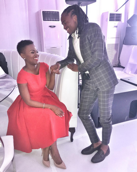 Checkout Siphiwe Tshabalala S Romantic Moments With His