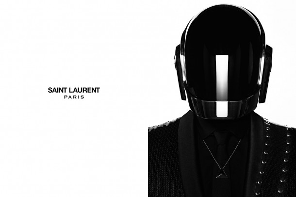 Doctor Ojiplatico. Saint Laurent Music Project. Daft Punk