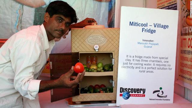 Konsep Inovasi Murah Meriah Khas India