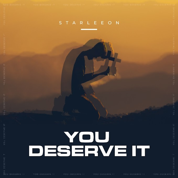 [Music] Starleeon - You Deserve It