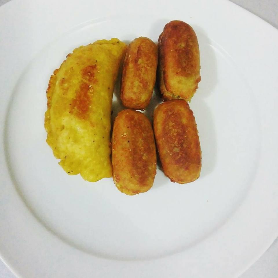 Plantain Pie And Sweet Potato Tots   Plantain Recipes   Ketogenic
