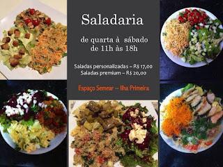 Saladaria Simples & Natural