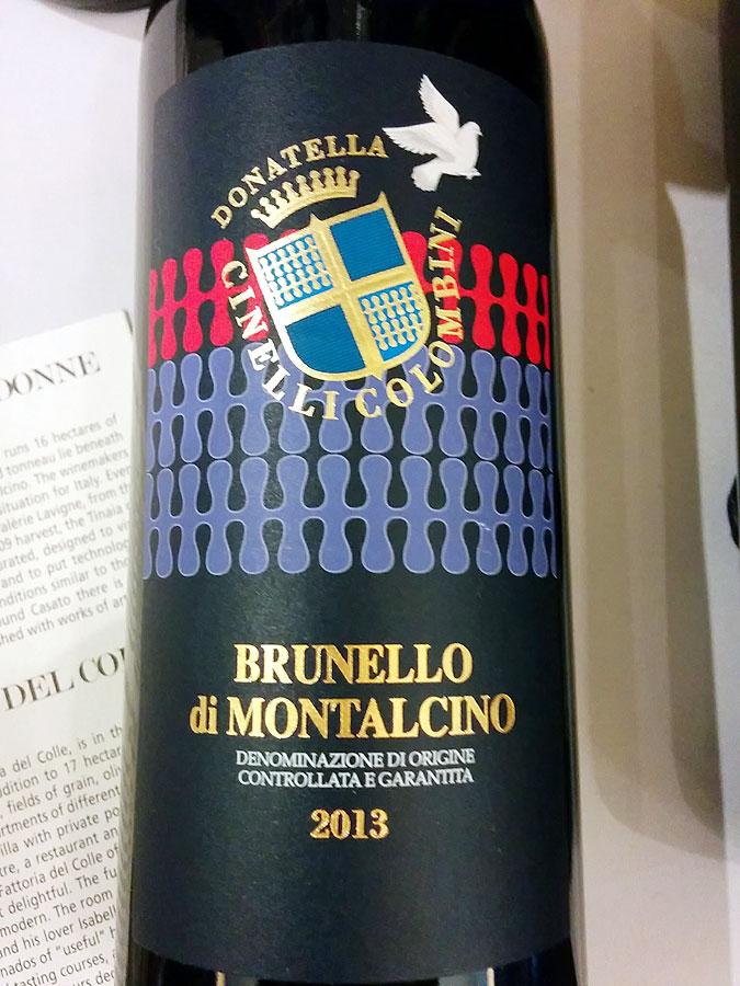 Donatella Cinelli Colombini Brunello di Montalcino 2013 (92+ pts)