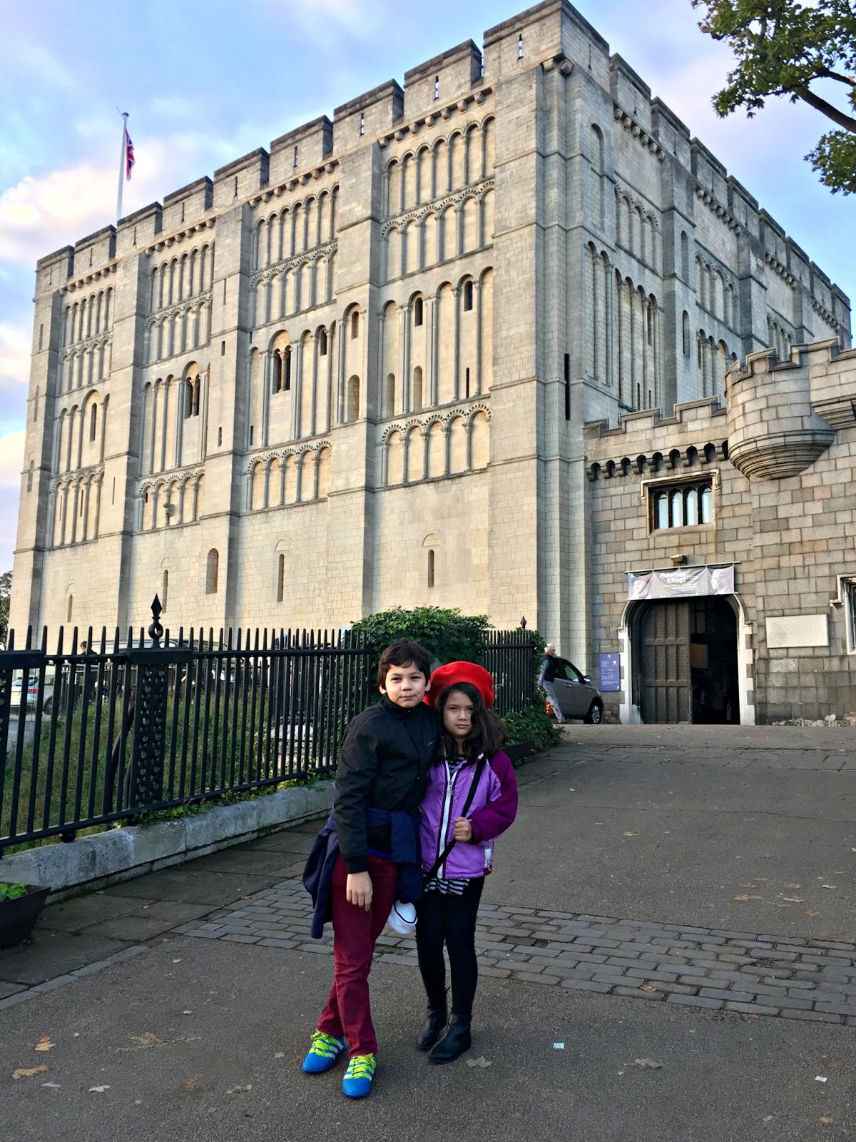 Travel Feature: Norwich Castle – Norwich, England