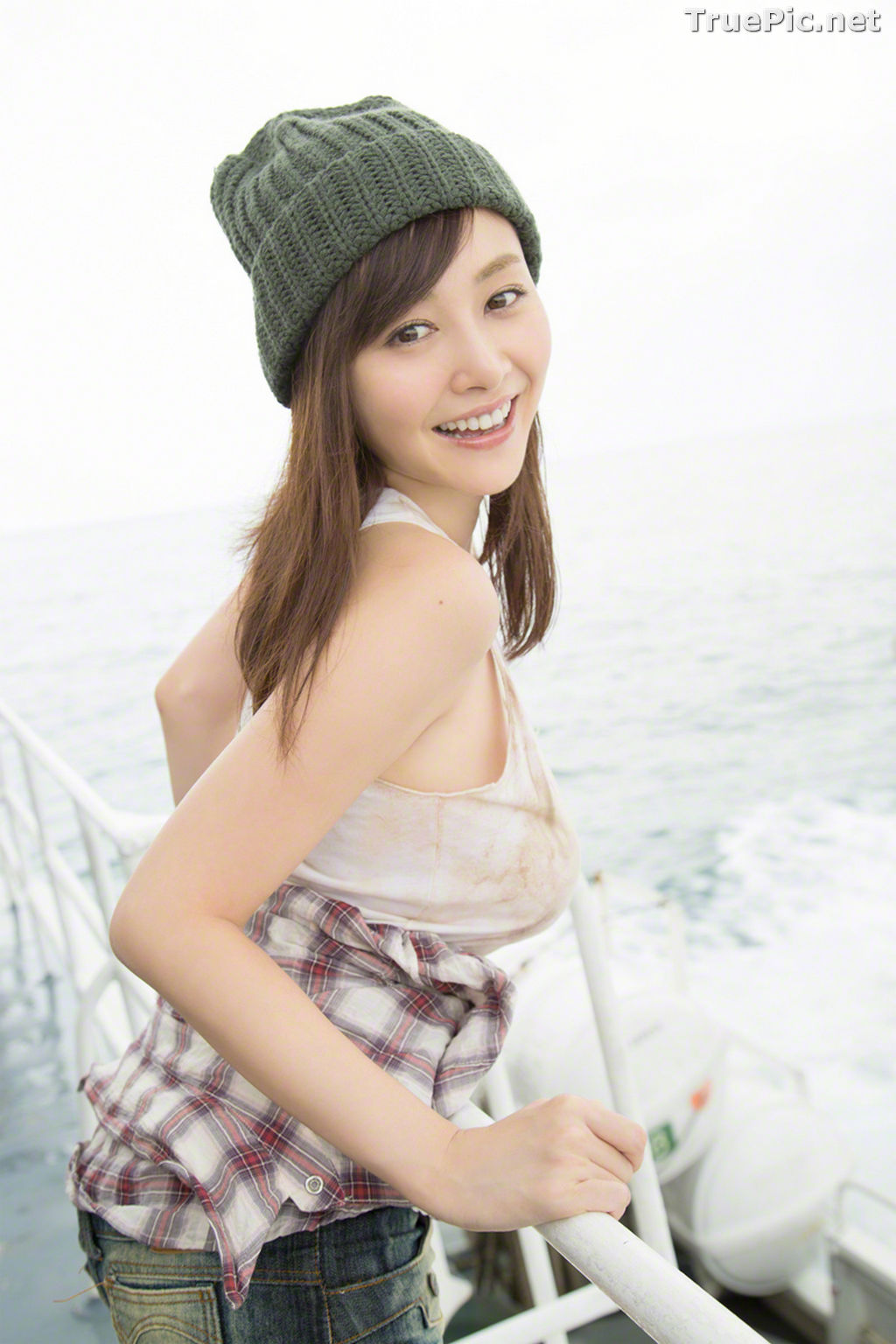 Image Wanibooks No.128 - Japanese Gravure Idol - Anri Sugihara - TruePic.net - Picture-9