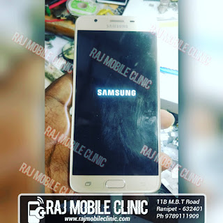 Samsung J7 prime dead issue solved
