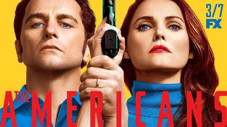 The Americans - Season 5 - Promos, Key Art & First Look Photo *Updated 19th February 2017*