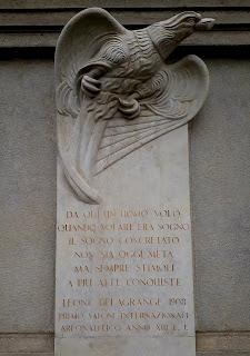 delagrange piazza sei VI febbraio milano