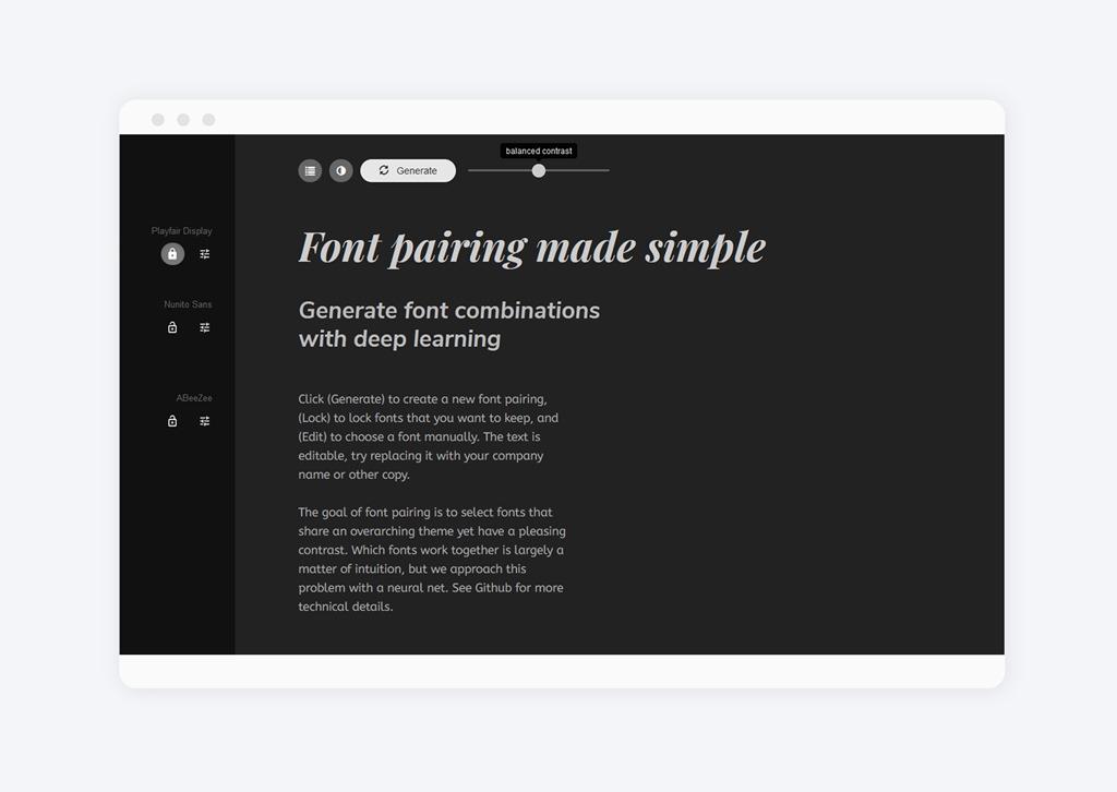Jak wybrać fonty na bloga?  FontJoy