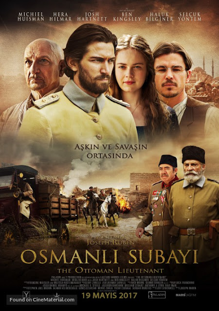 The Ottoman Lieutenant (2017) ταινιες online seires oipeirates greek subs