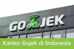 Alamat Kantor Pusat dan Cabang Gojek di Indonesia