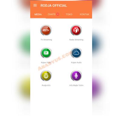 Aplikasi Radio Islam Online Indonesia