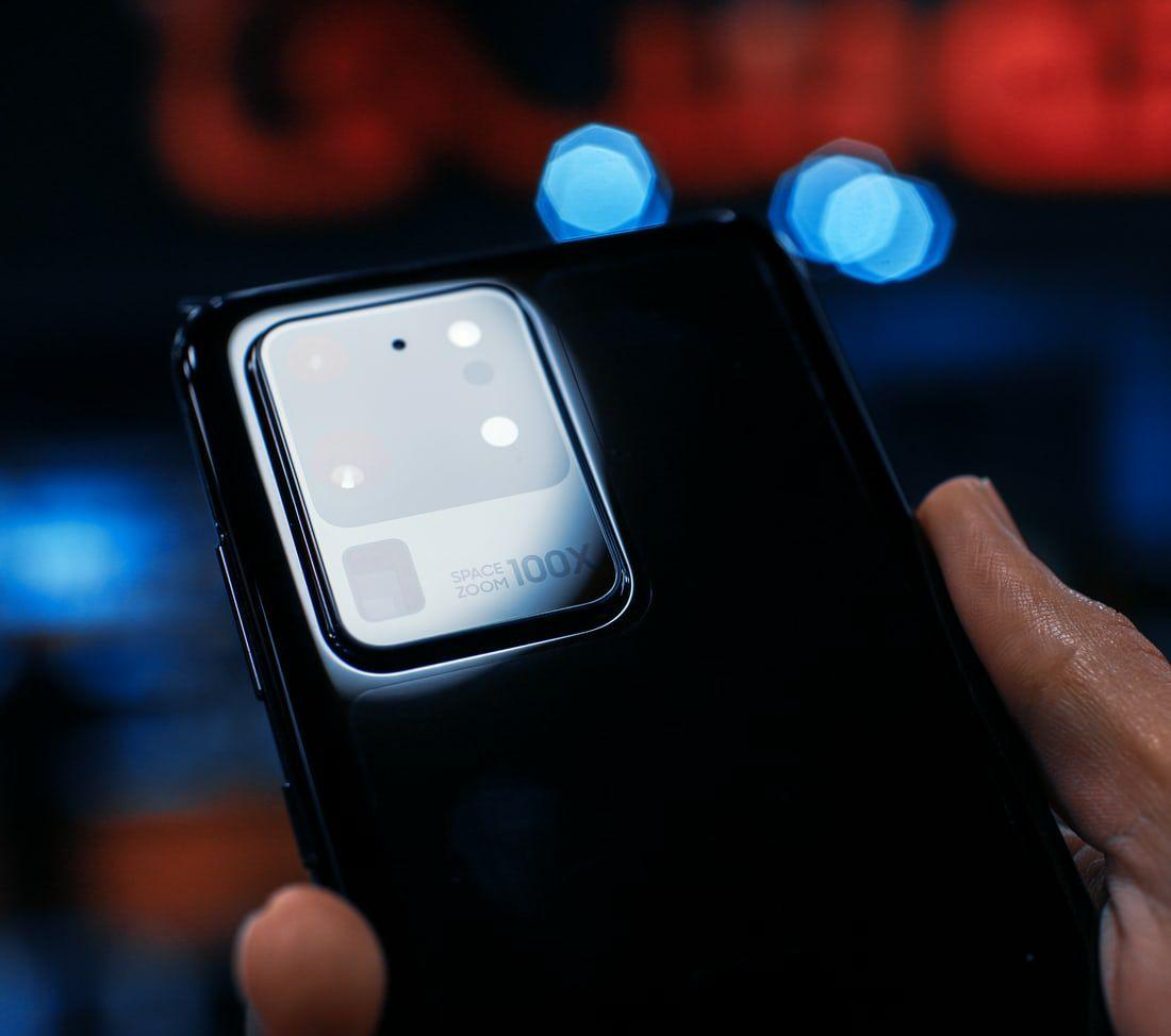 Mobile digital camera