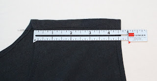 TNG season 2 admiral uniform - trousers vest attachment